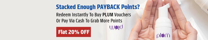 Plum gift voucher & Plum gift card